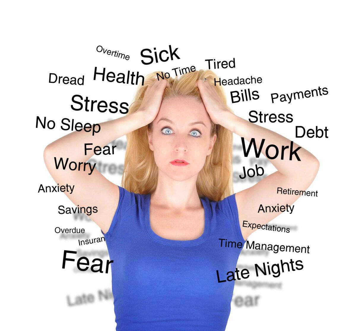 Massage helpt ont-stressen en leidt tot betere prestaties. Deel 1 van 2