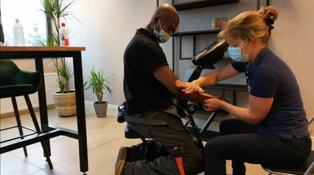 Medical Taping Inner-Fit